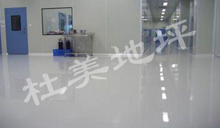 聚氨酯地坪施工