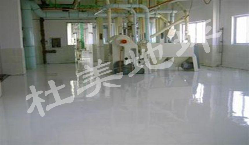 厂房聚氨酯地坪