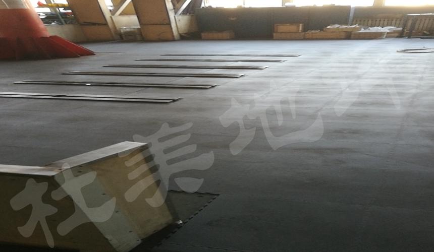 高分子工业地板